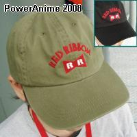 Buy Dragonball Z Cospa Baseball Hat - Red Ribbon Army (Black) - -  PowerAnime.com - A Slice of Japan   Everything Cool! 20f8785a21df