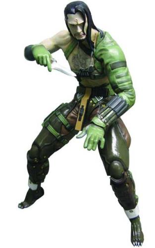 Metal Gear Solid 4: Vamp UDF Action Figure