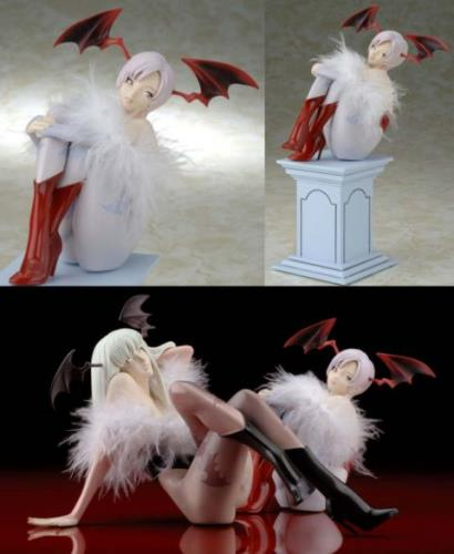 Vampire Savior : Lilith Aenslad 1/6 Scale Resin Statue