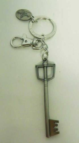 Key Chain: Kingdom Hearts II - Sora's Keyblade Metal