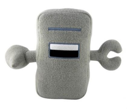 Bunk Bots: 8'' Plush Toy - Otto