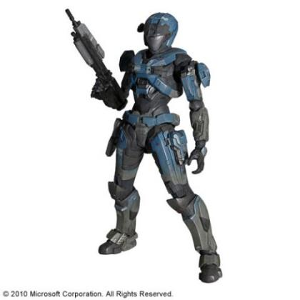 Halo Reach: Kat Play Arts Kai Action Figure
