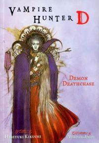 Vampire Hunter D Novel Vol. 03: Demon Deathchase