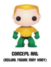 DC Comics: Aquaman POP Vinyl Figure