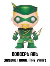 DC Comics: Green Arrow POP Vinyl Figure