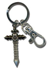 Key Chain: Castlevania Lords of Shadow - Combat Cross