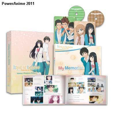 Kimi Ni Todoke: From Me To You - Vol. 01 Premium Edition (Blu-Ray/DVD Combo)