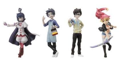 Blue Exorcist: Half Age Vol. 2 Trading Figures (Display of 8)