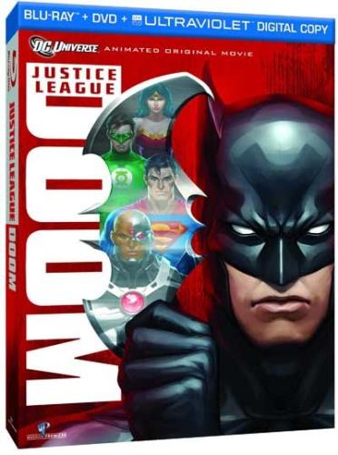 DCU Justice League: Doom (Blu-Ray/DVD Combo)