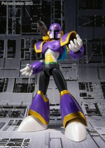 Mega Man X: Vile D-Arts Action Figure