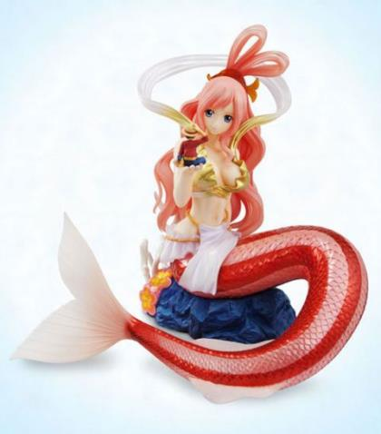 One Piece: Princess Shirahoshi P.O.P Scale Figure (Sailing Again) (Portraits of a Pirate)