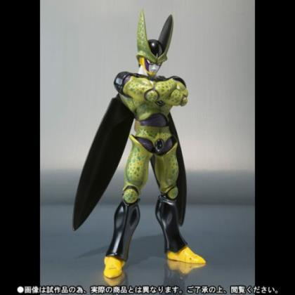 Dragon Ball Z Kai: Perfect Cell S.H. Figuarts Action Figure