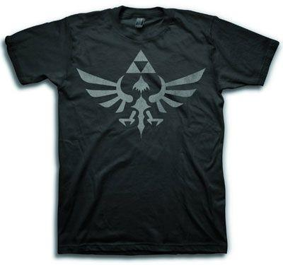 T-Shirts: Zelda - Skyward Sword Logo (M)