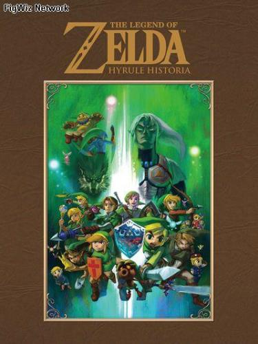 Zelda: The Legend of Zelda: Hyrule Historia (HC)