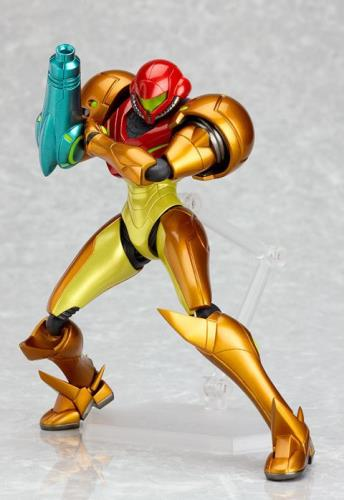 Metroid Other M: Samus Aran Figma Action Figure