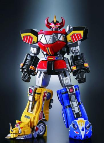 Power Rangers: Megazord Super Robot Chogokin Action Figure