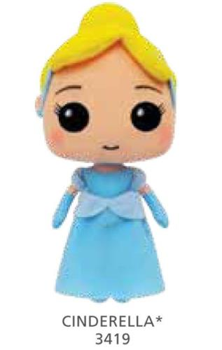 Disney: Cinderella Pop Plush (Cinderella)